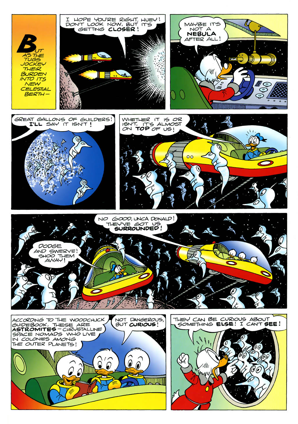 Uncle Scrooge (1953) Issue #322 #322 - English 7