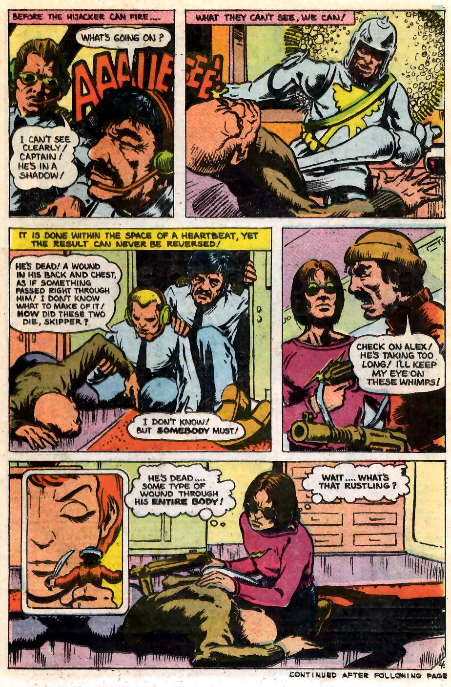 Read online Scary Tales comic -  Issue #2 - 11