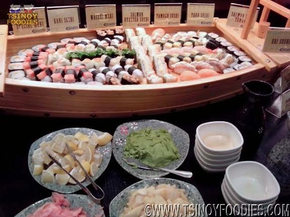 yakimix sushi maki