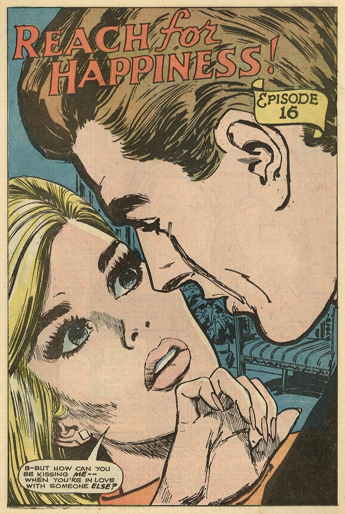 Read online Secret Hearts comic -  Issue #125 - 19