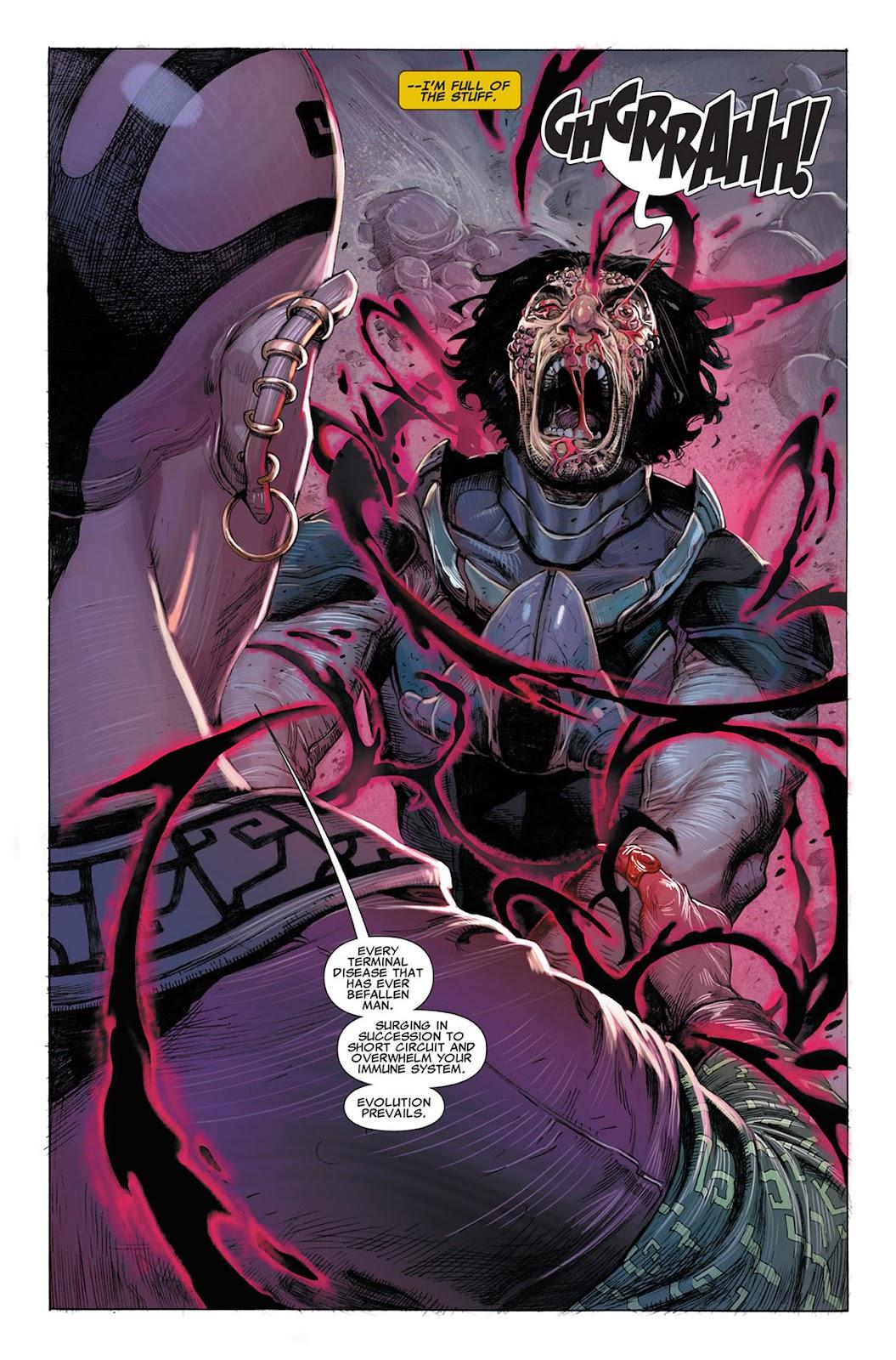 Uncanny X-Force (2010) Issue #3 #3 - English 12