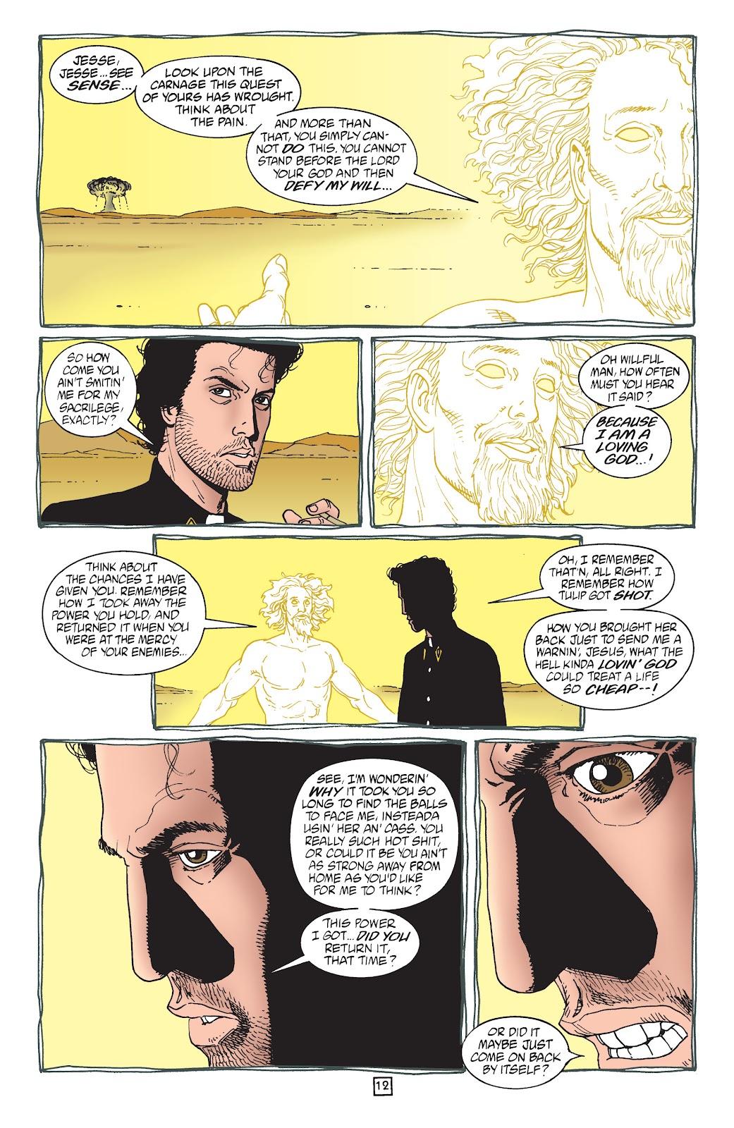 Preacher Issue #49 #58 - English 13