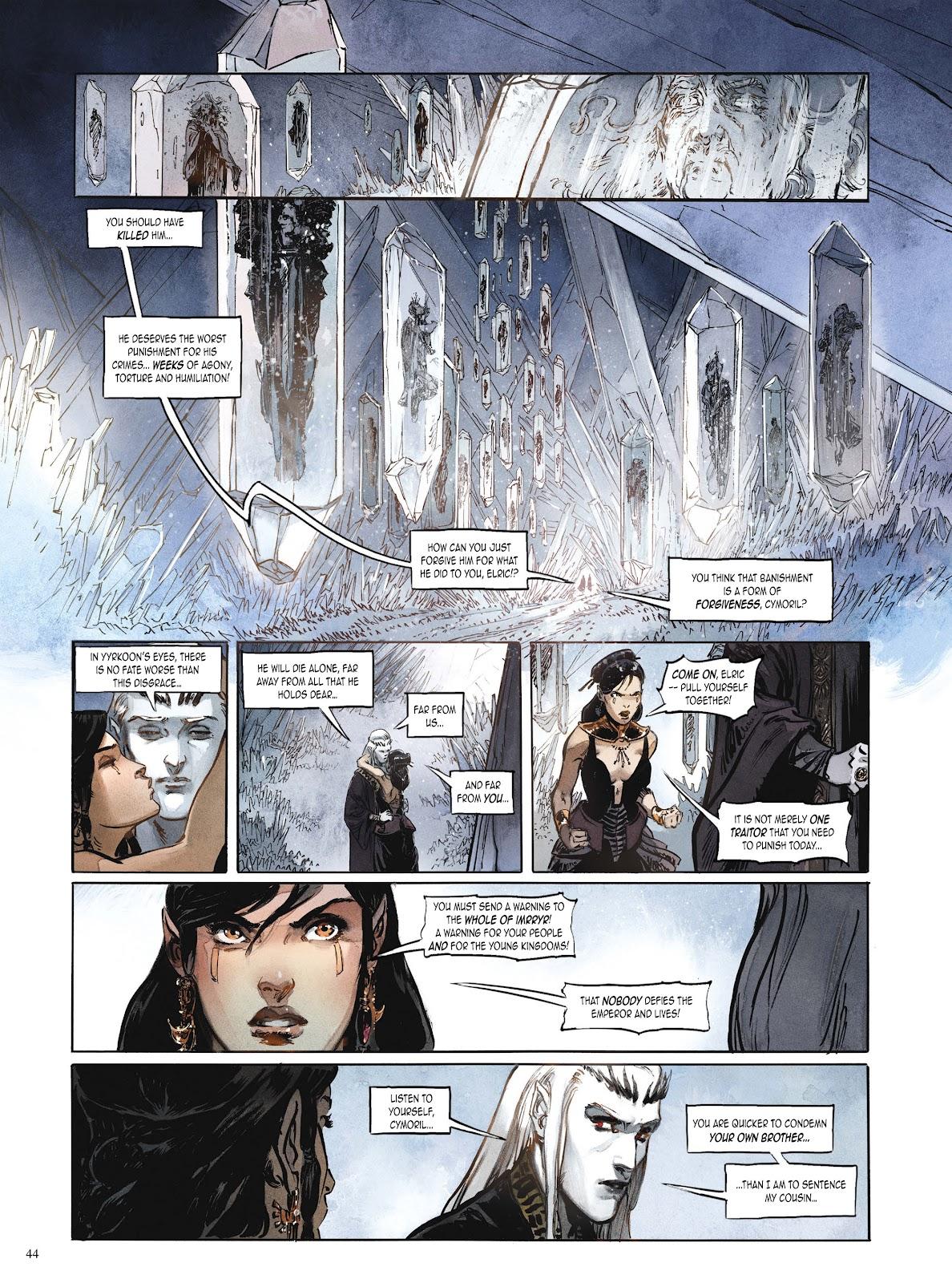 Elric (2014) TPB 1 #1 - English 43
