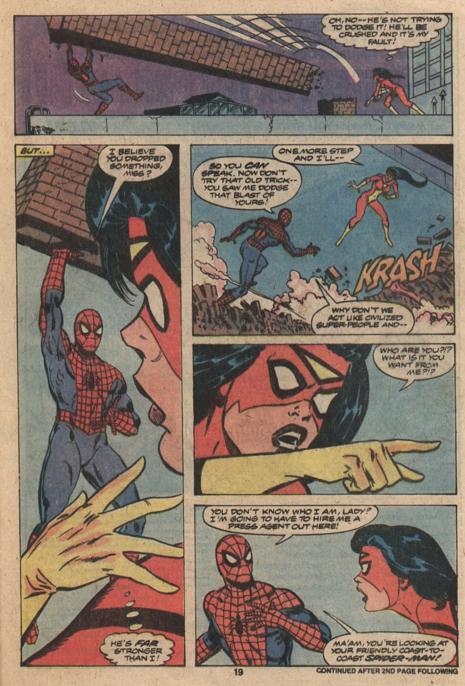 Spider-Woman (1978) Issue #20 #20 - English 13