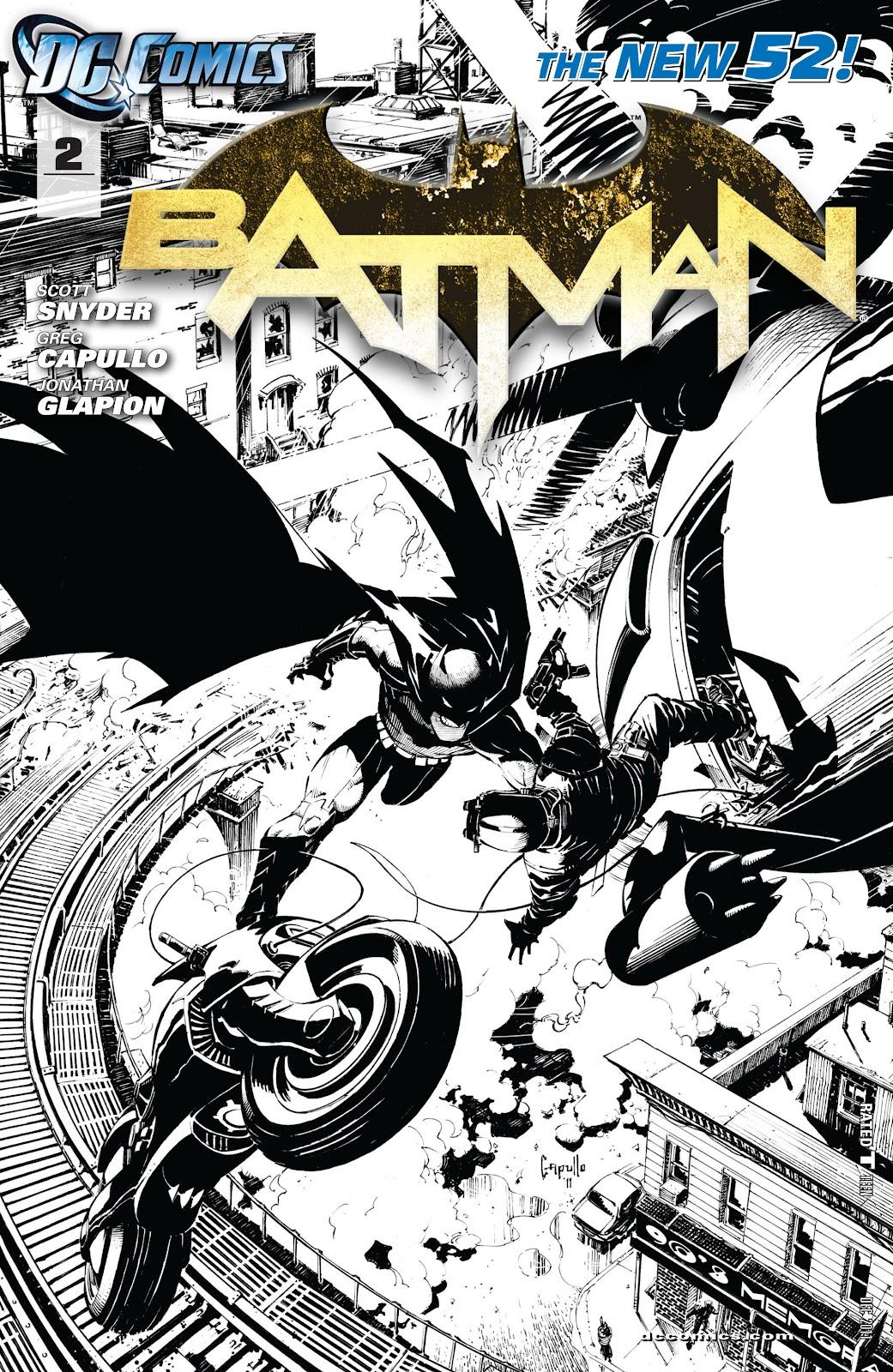 Batman (2011) Issue #2 #17 - English 3