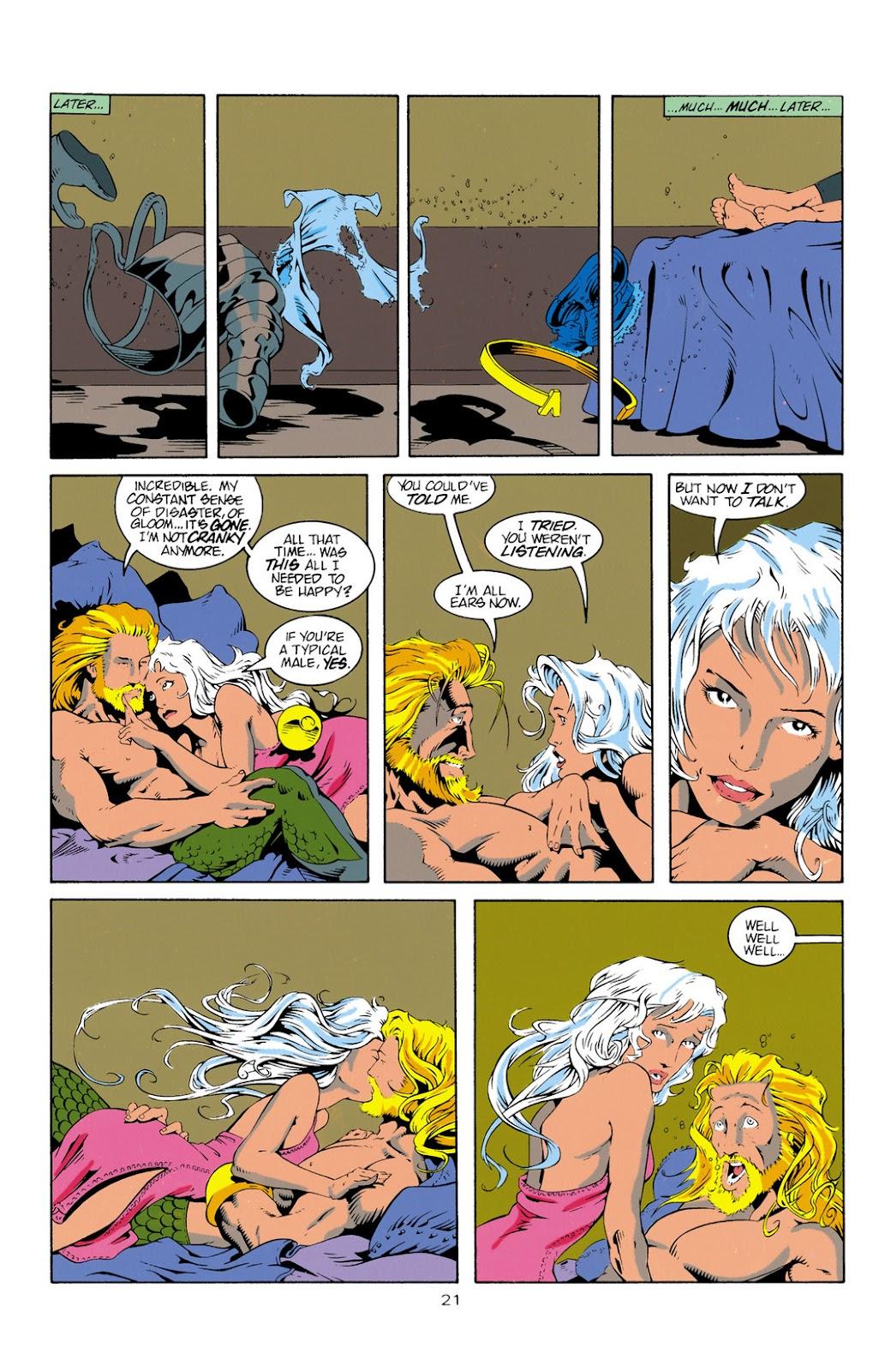 Aquaman (1994) Issue #11 #17 - English 21