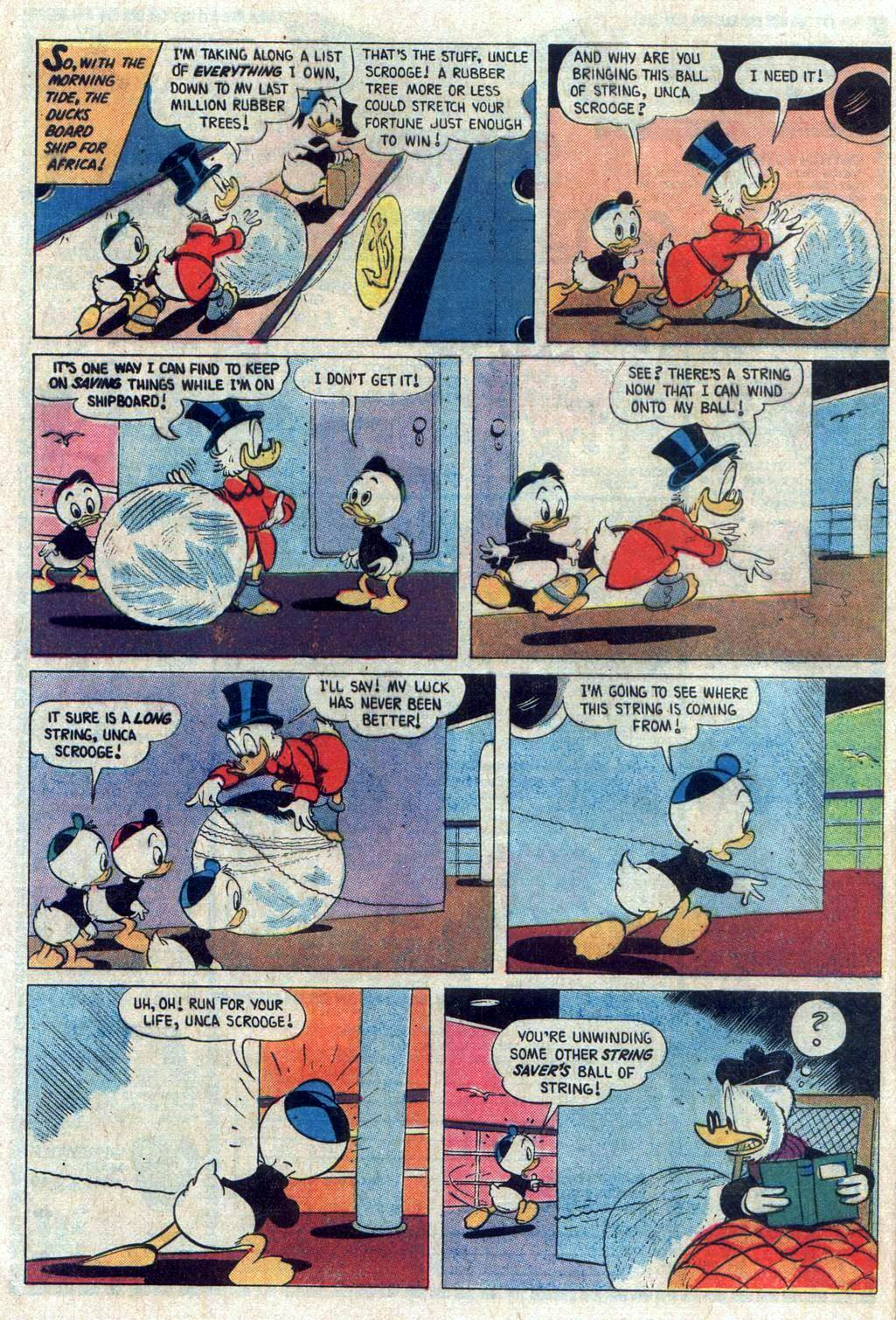 Uncle Scrooge (1953) Issue #160 #160 - English 8