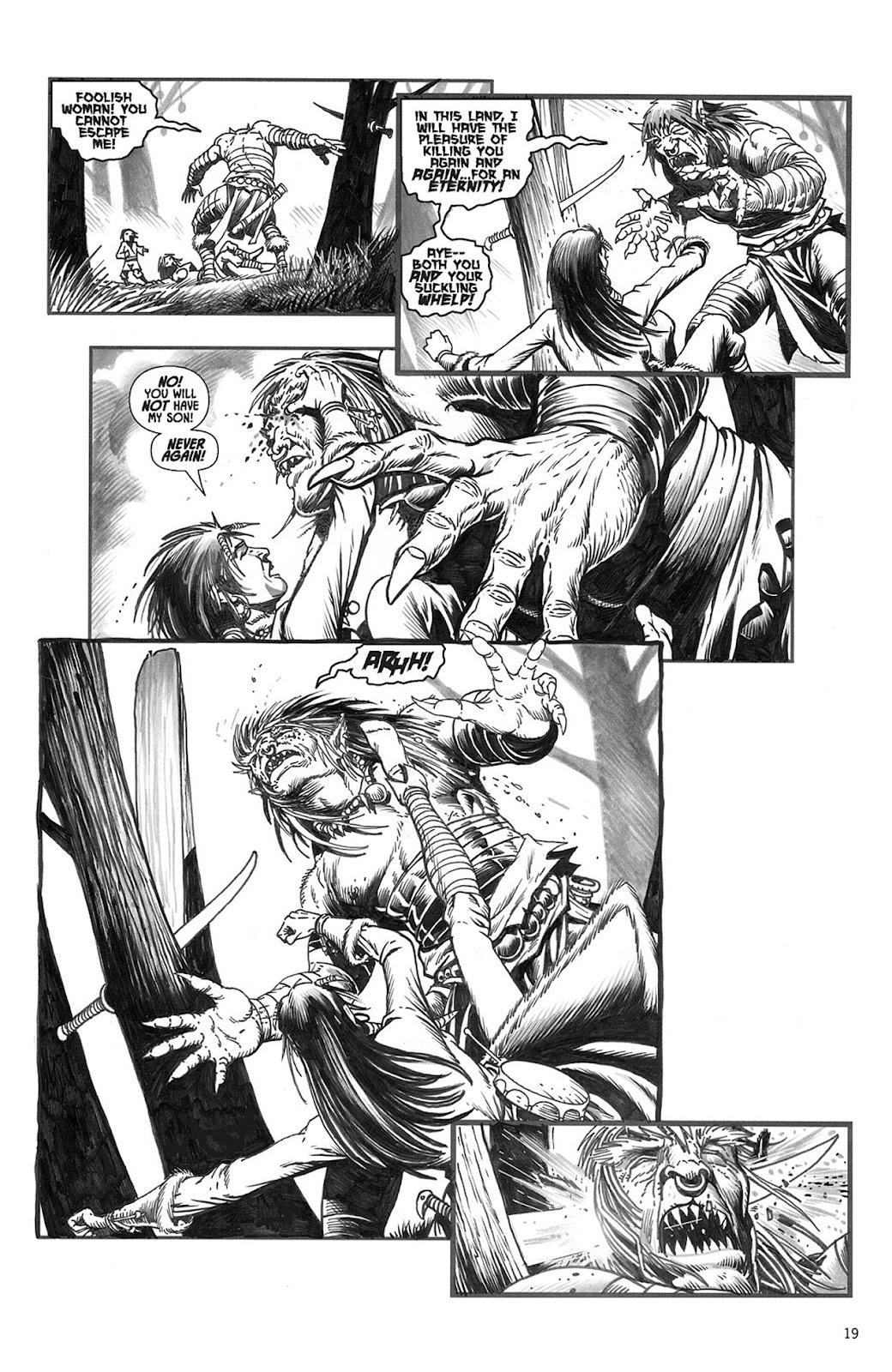 Creepy (2009) Issue #5 #5 - English 21