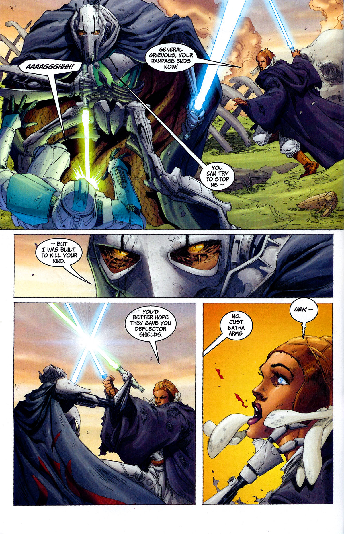 Star Wars: Obsession #5 #5 - English 8
