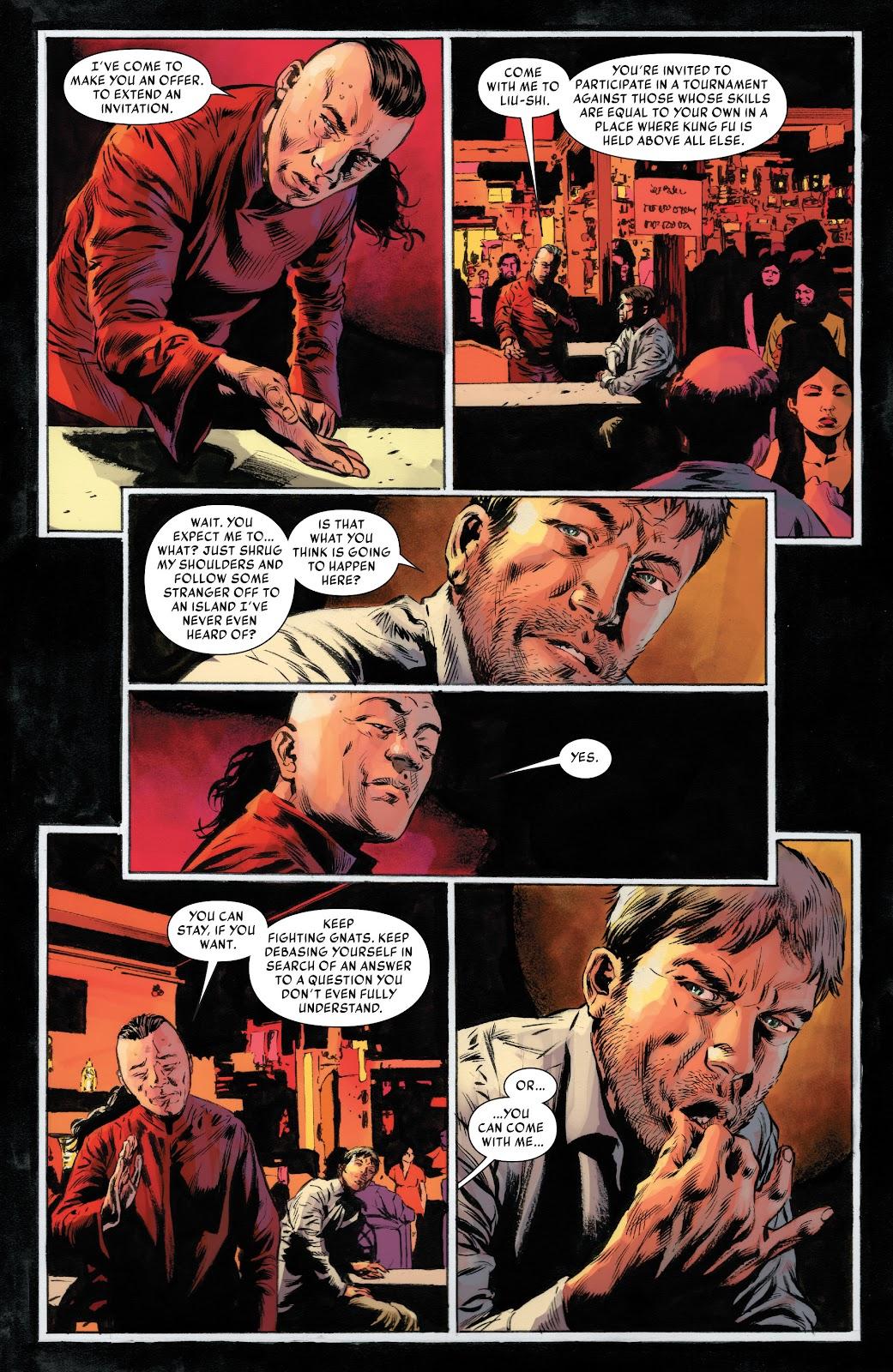 Iron Fist (2017) Issue #1 #1 - English 21