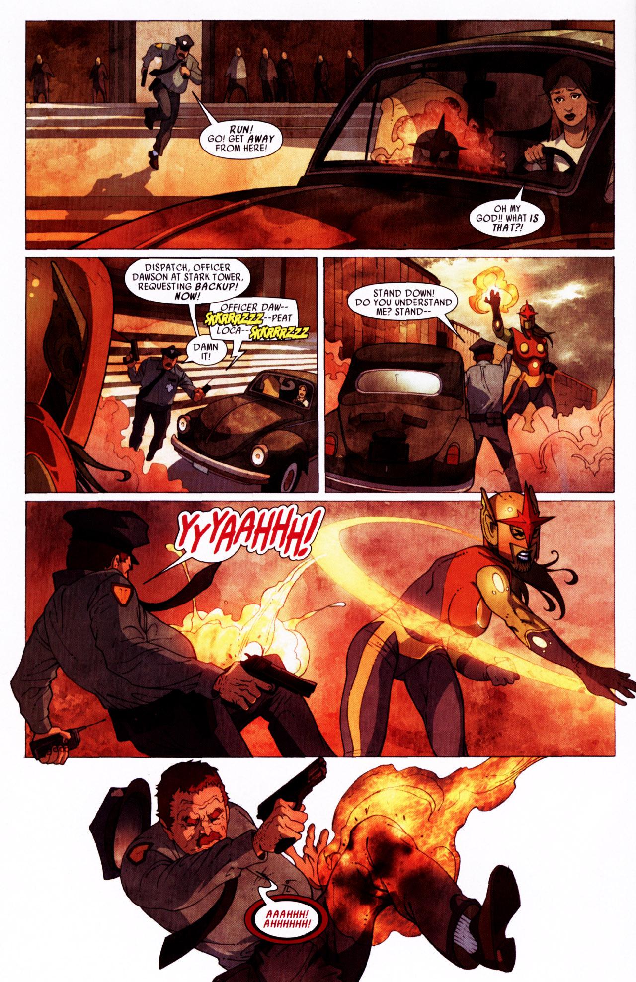 Read online Secret Invasion: Front Line comic -  Issue #2 - 10