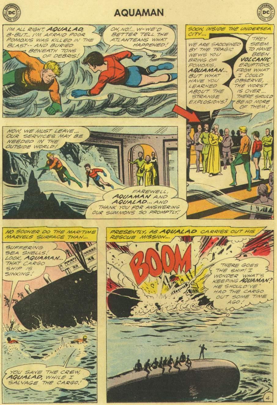 Aquaman (1962) Issue #3 #3 - English 6