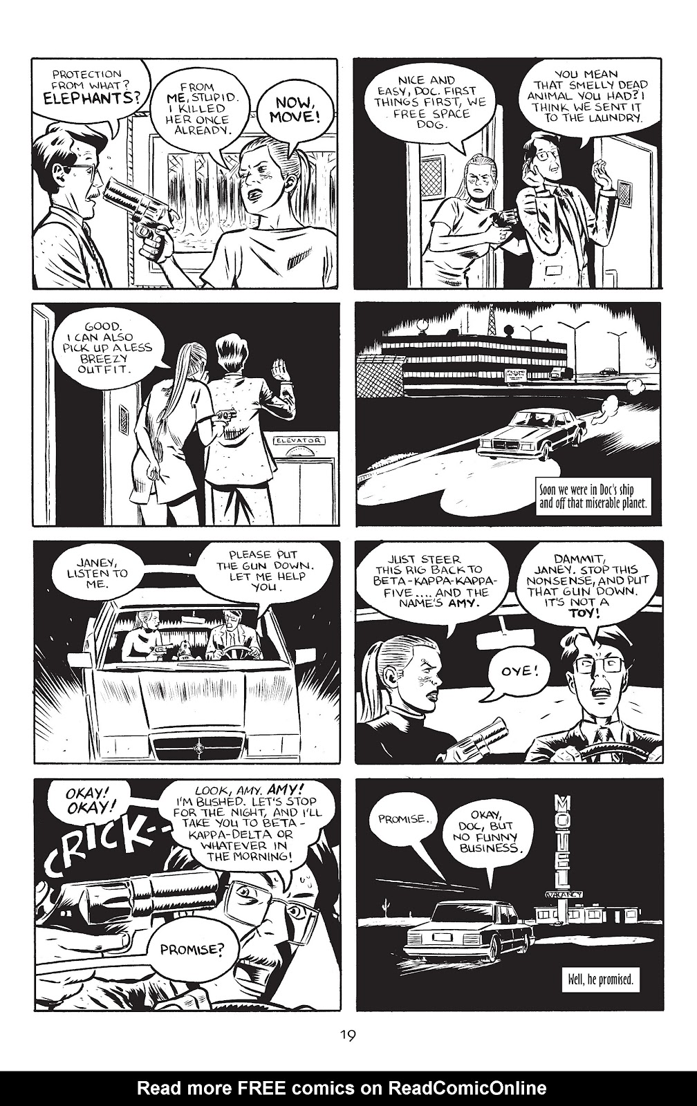 Stray Bullets Issue #26 #26 - English 21