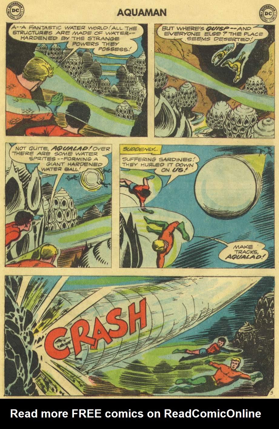 Aquaman (1962) Issue #10 #10 - English 5