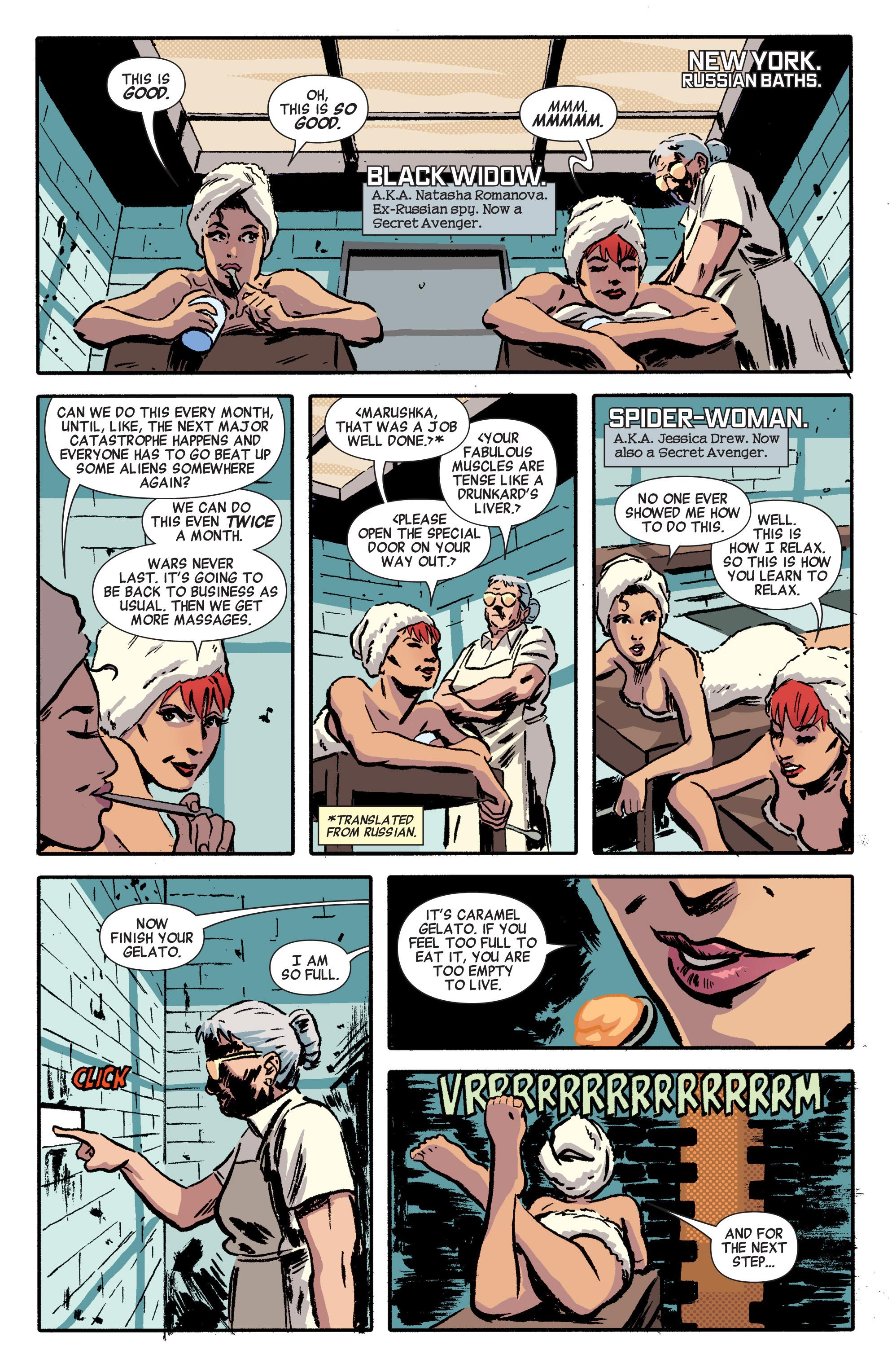 Read online Secret Avengers (2014) comic -  Issue #1 - 4