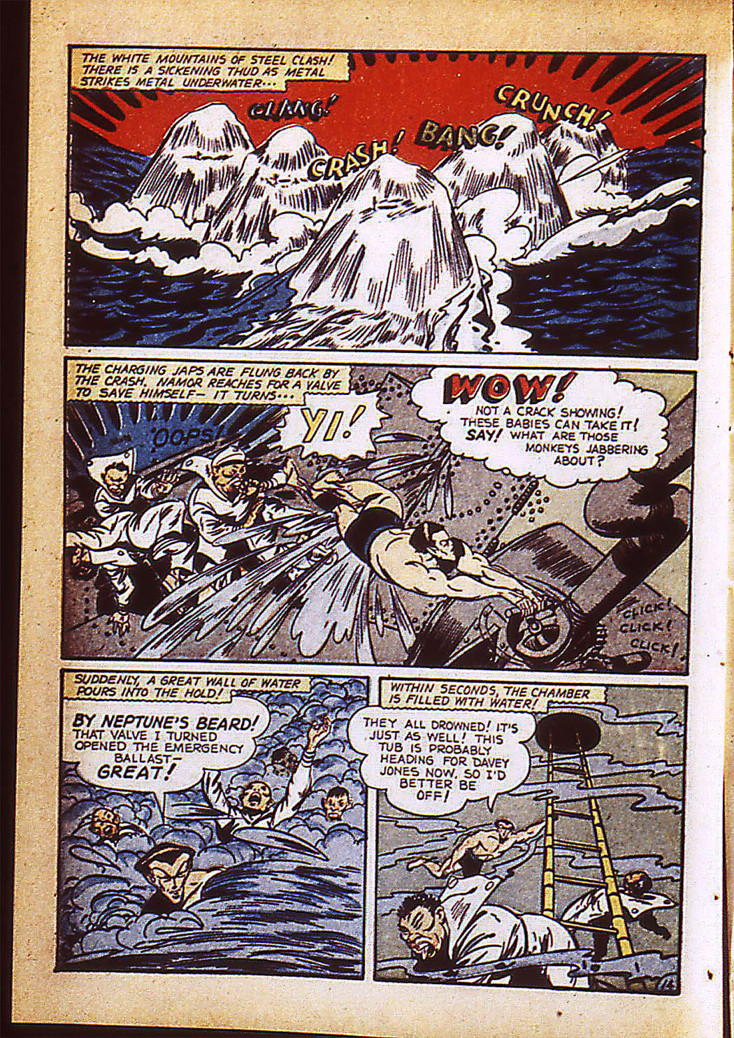 Sub-Mariner Comics Issue #9 #9 - English 17