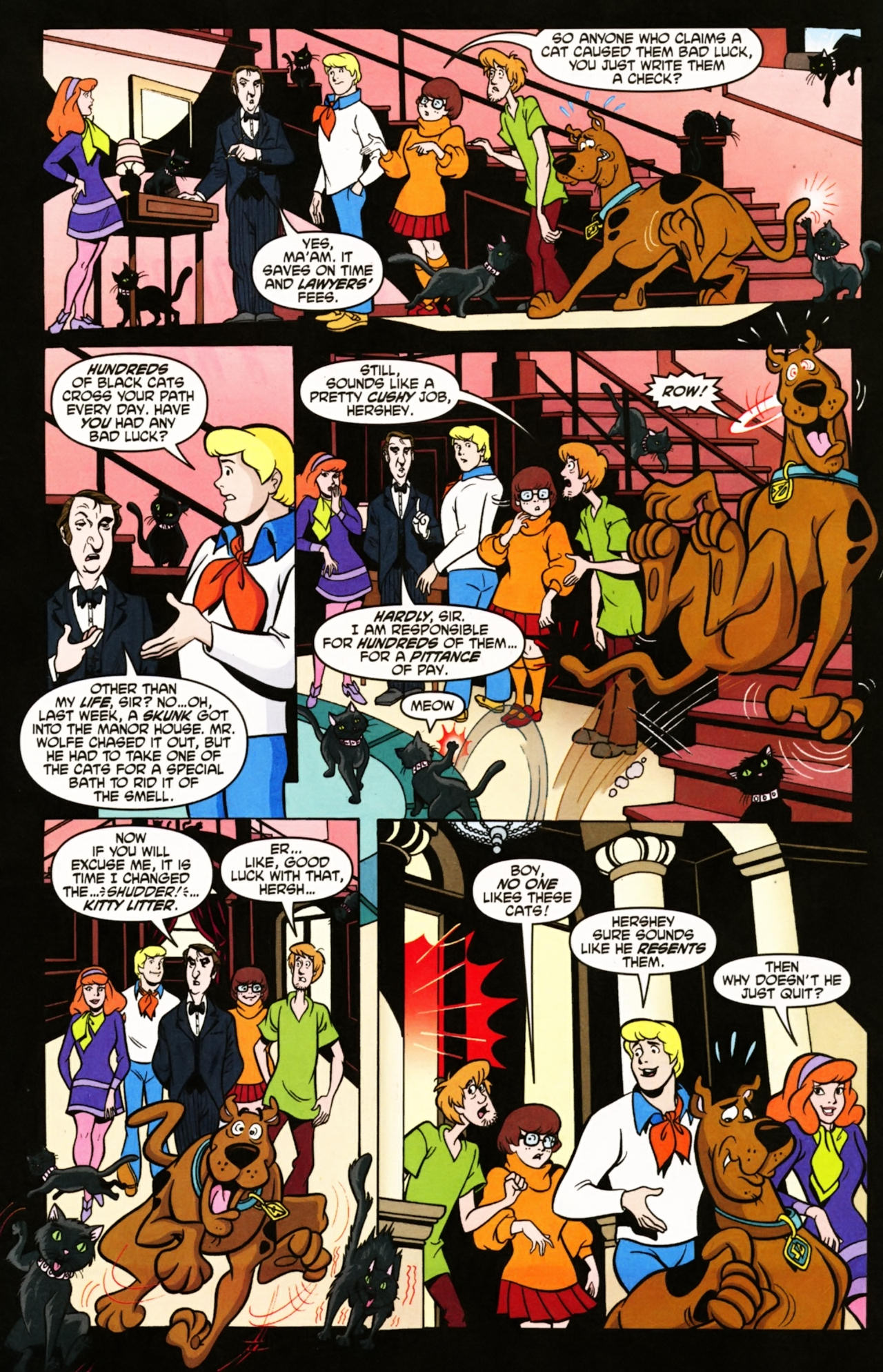Read online Scooby-Doo (1997) comic -  Issue #150 - 7