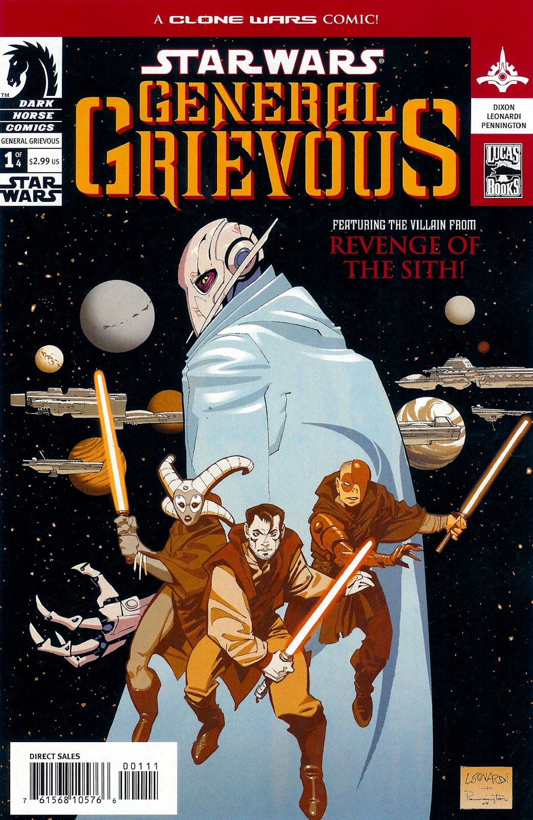 star wars general grievous issue 1 read full comics online for free