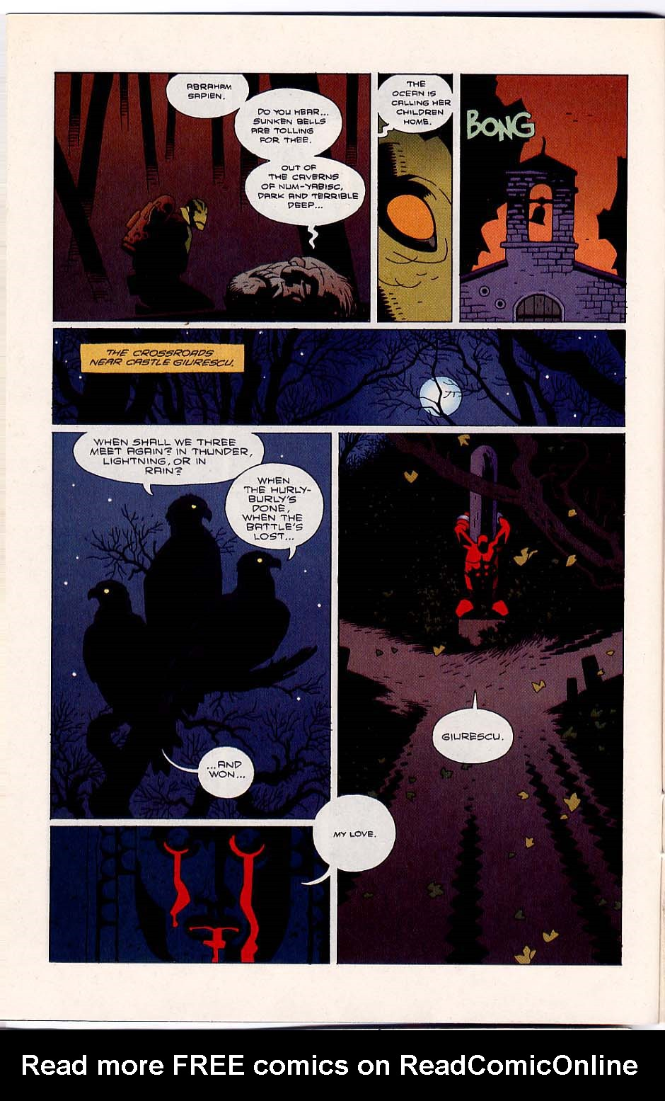 Hellboy: Wake the Devil Issue #5 #5 - English 10