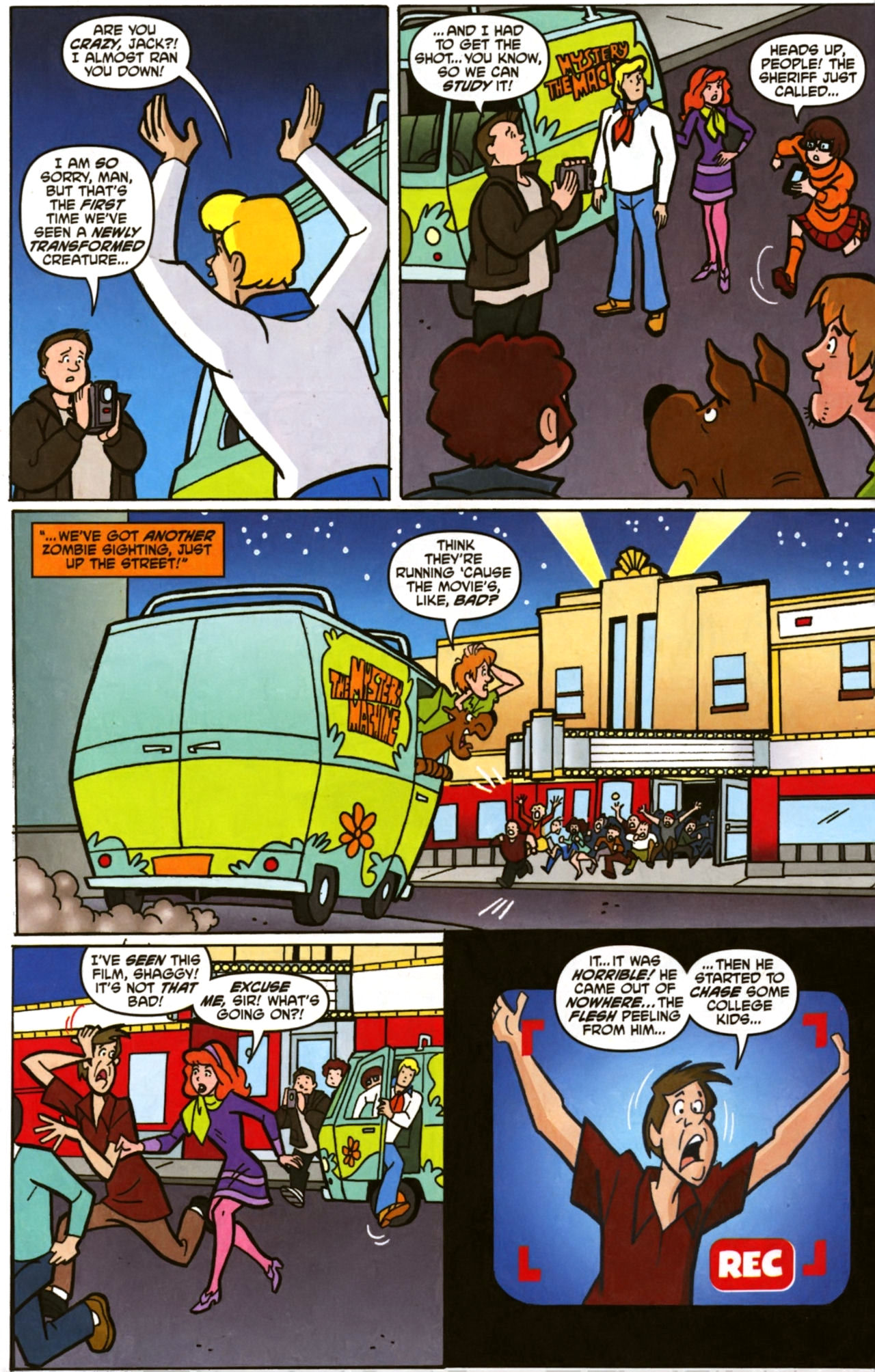 Read online Scooby-Doo (1997) comic -  Issue #157 - 9