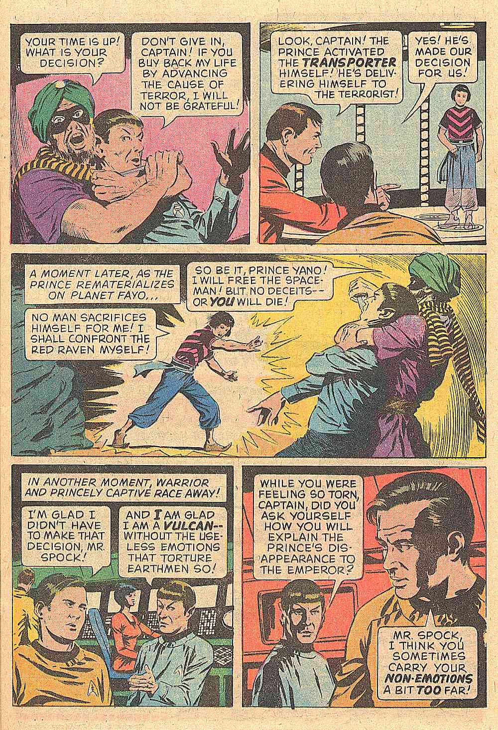 Star Trek (1967) #44 #44 - English 11