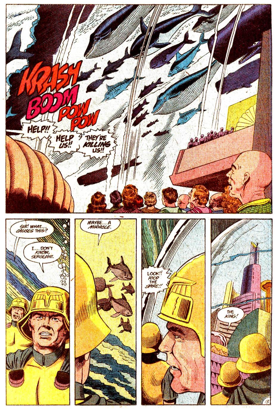 Aquaman (1989) Issue #5 #5 - English 14