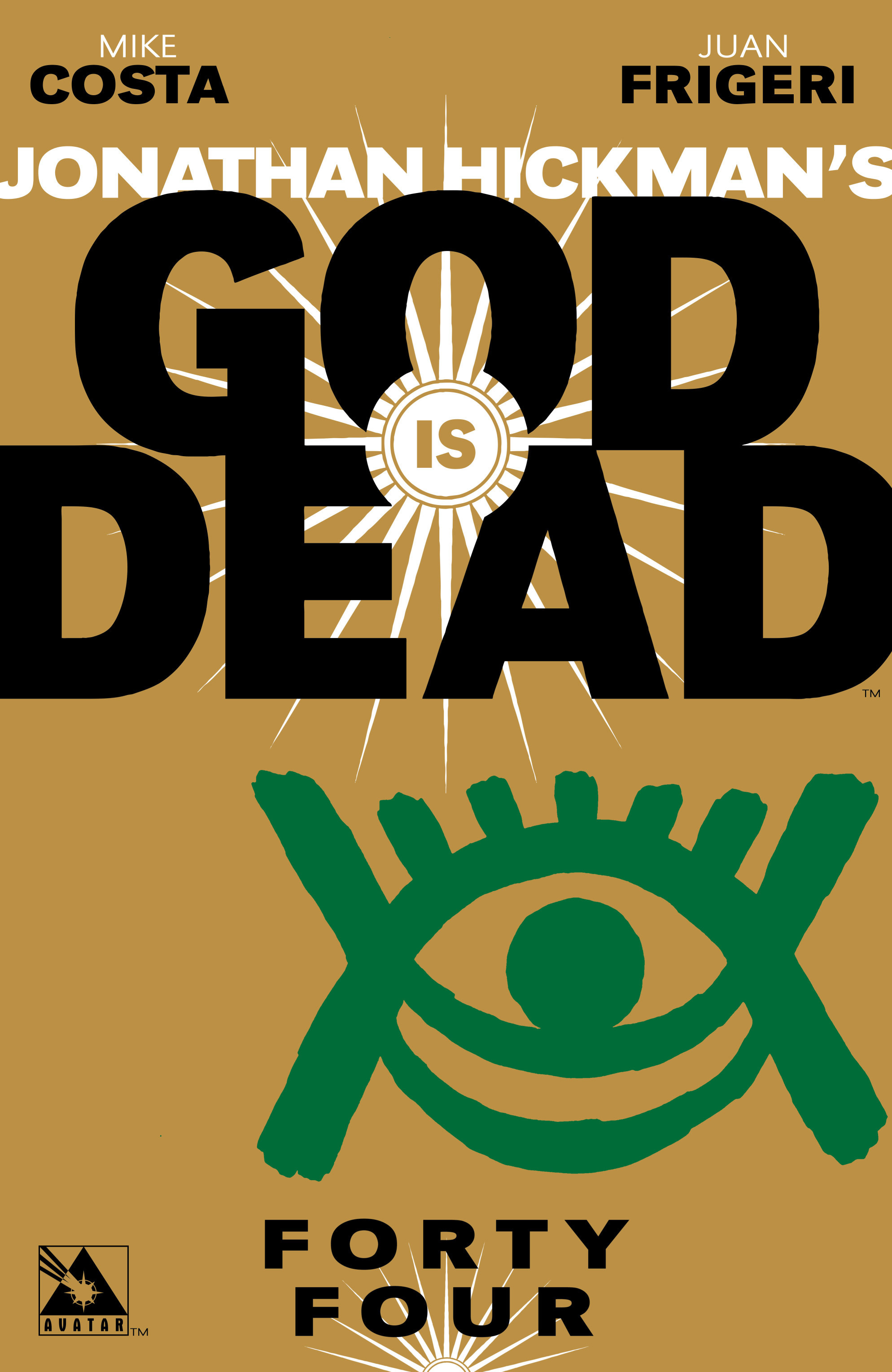 Read online God Is Dead comic -  Issue #44 - 1