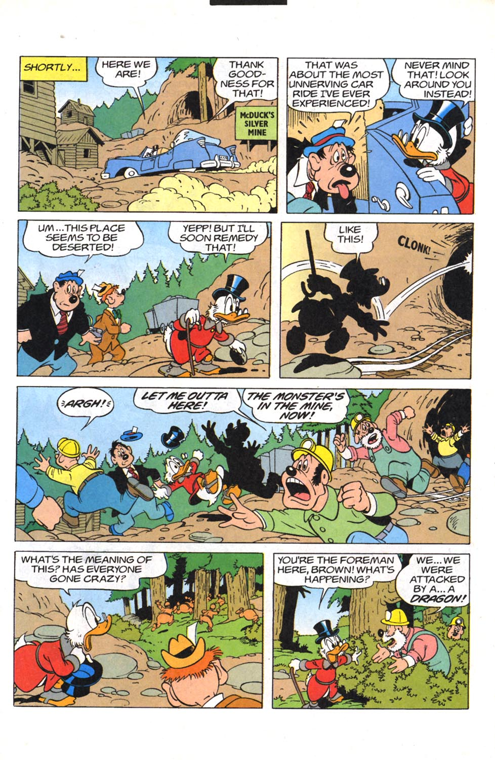 Uncle Scrooge (1953) Issue #304 #304 - English 17