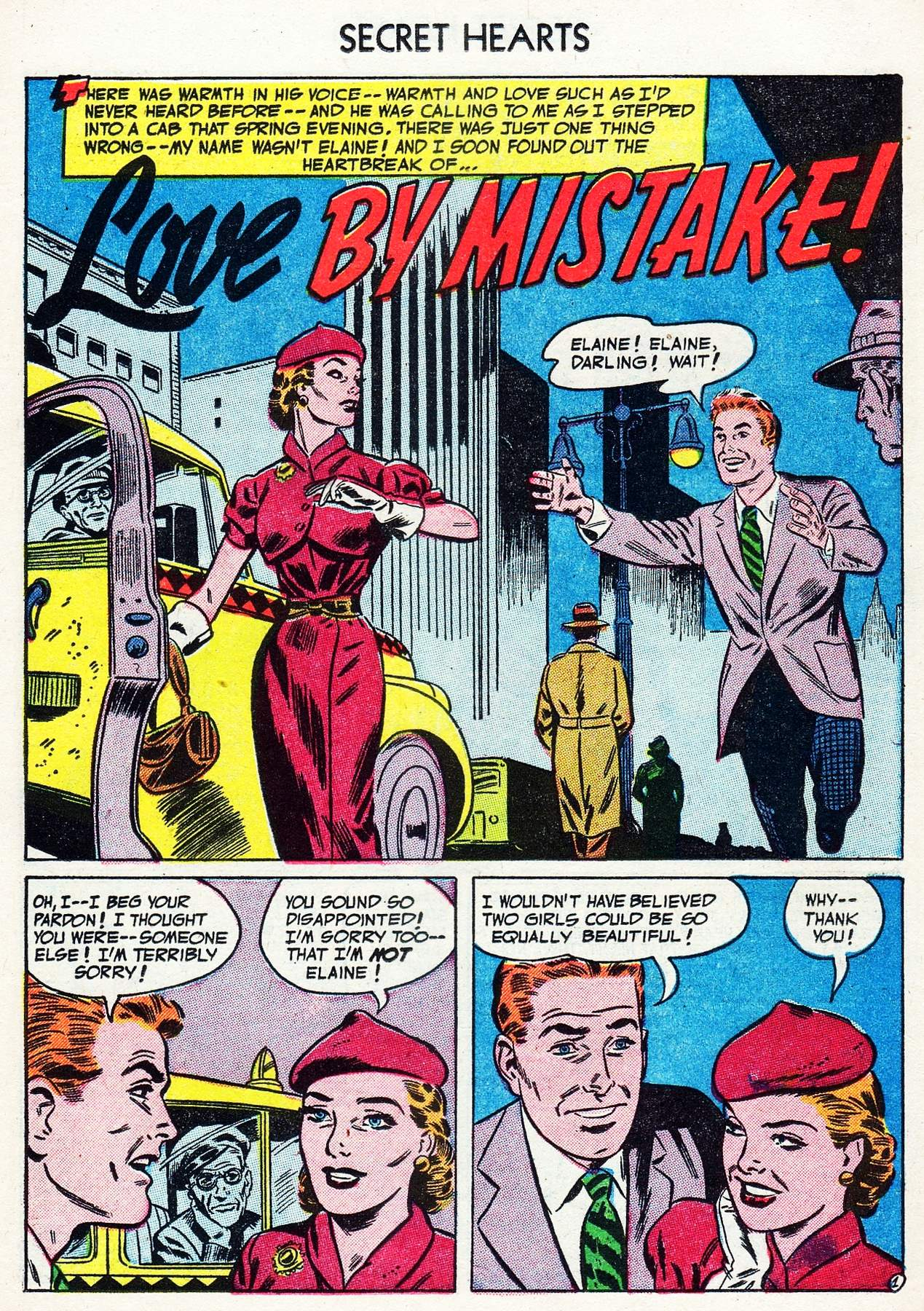 Read online Secret Hearts comic -  Issue #16 - 11