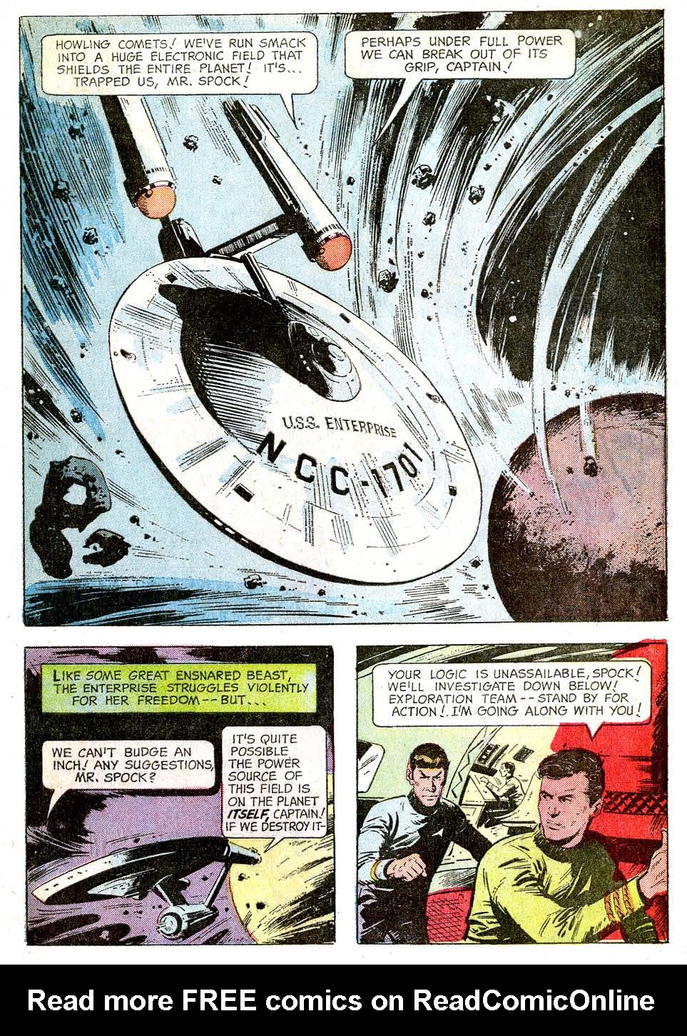 Star Trek (1967) Issue #2 #2 - English 5