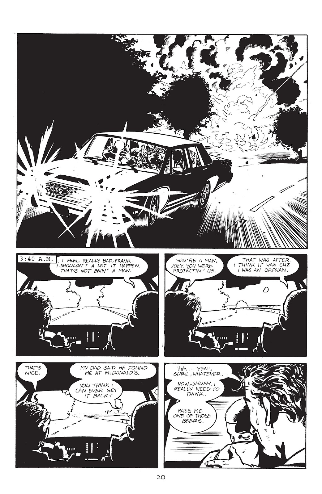 Stray Bullets Issue #1 #1 - English 23