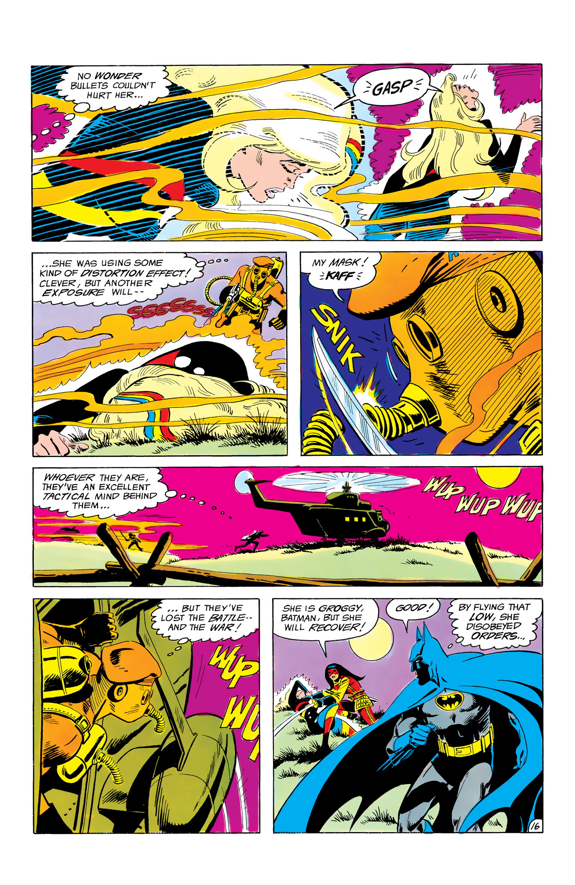 Batman and the Outsiders (1983) 3 Page 16