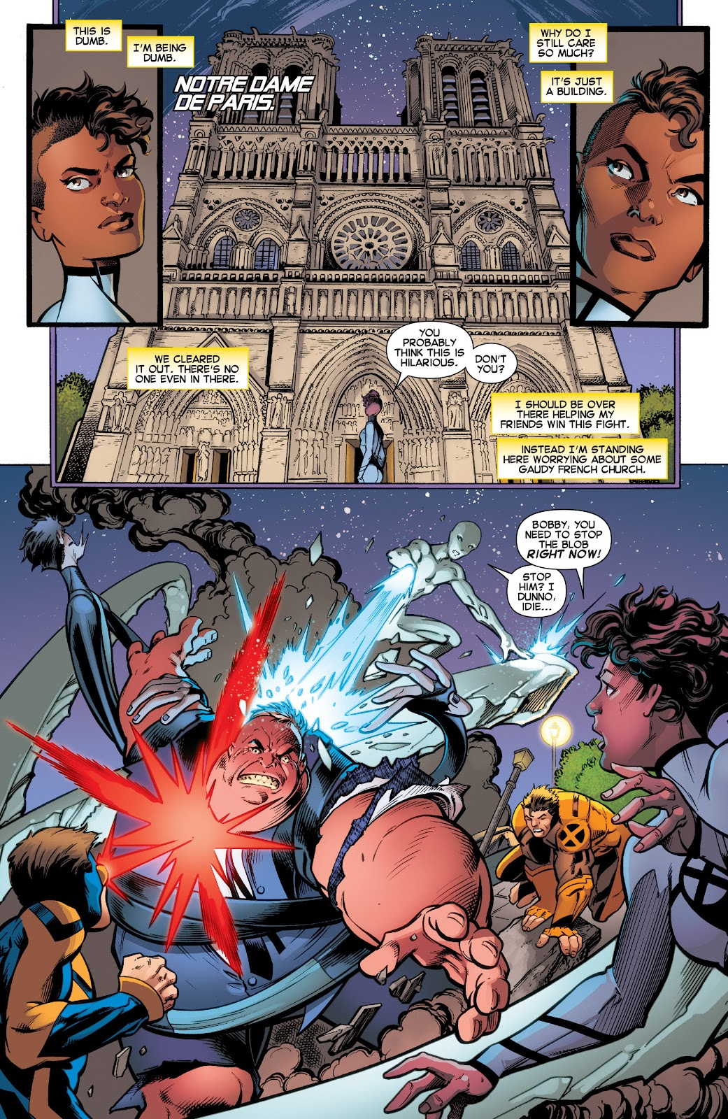 All-New X-Men (2016) Issue #6 #8 - English 3