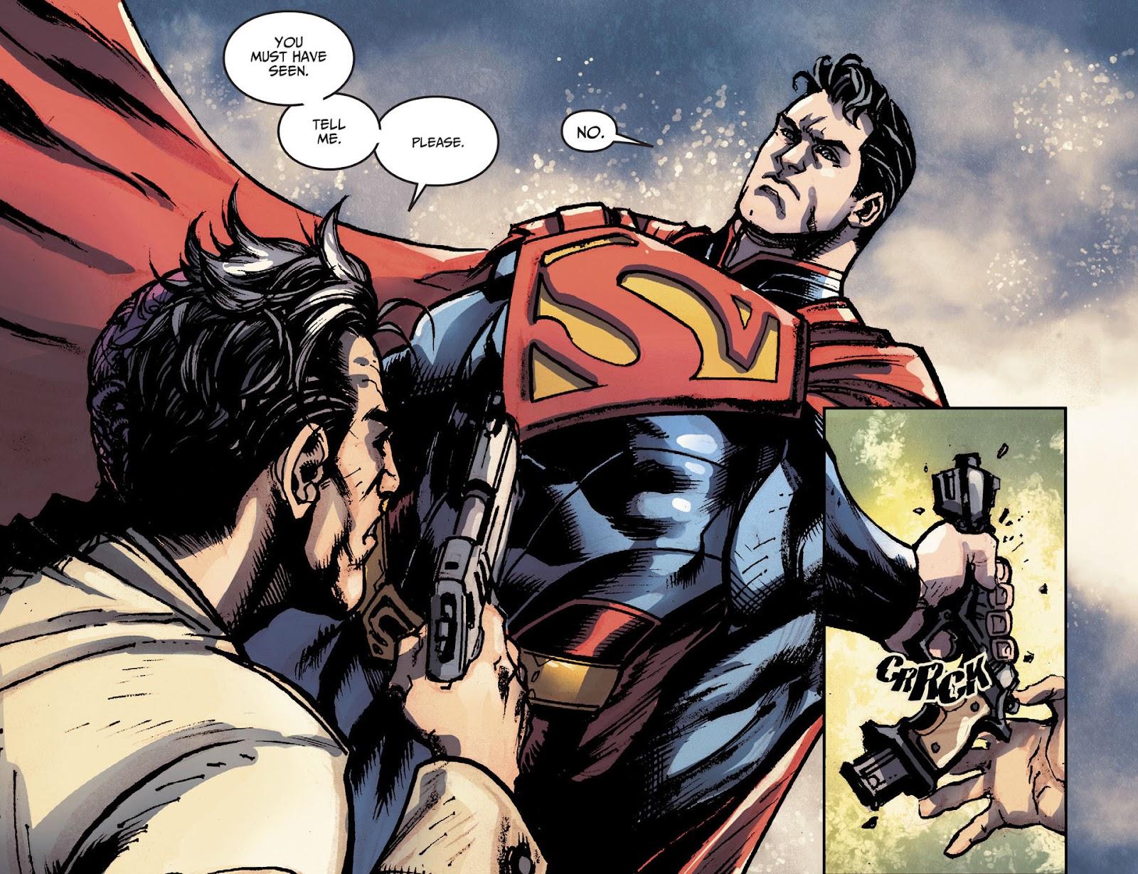 Injustice: Gods Among Us [I] Issue #14 #15 - English 10