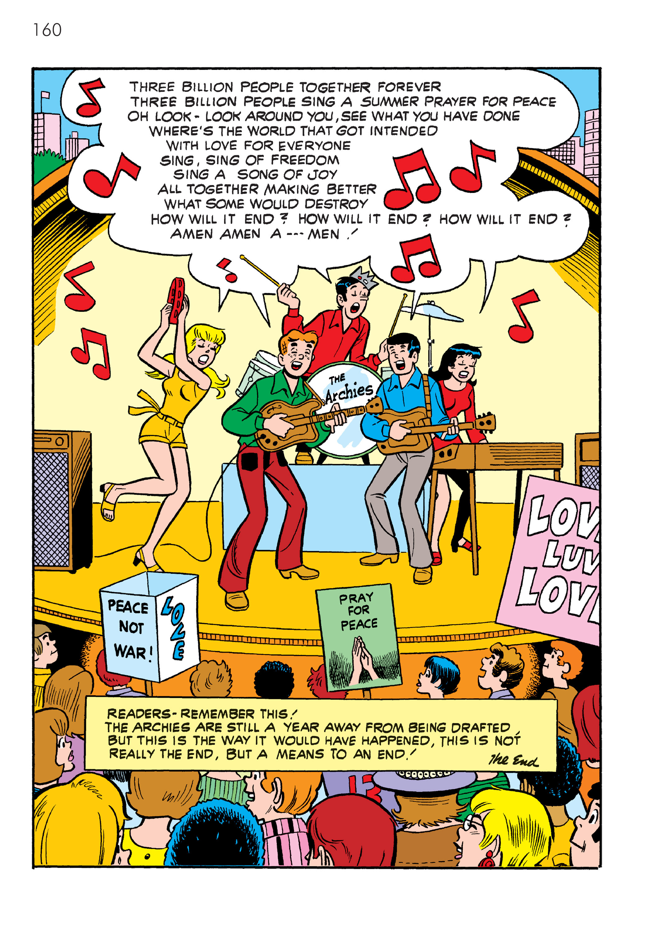 Read online The Best of Archie Comics comic -  Issue # TPB 4 (Part 1) - 161