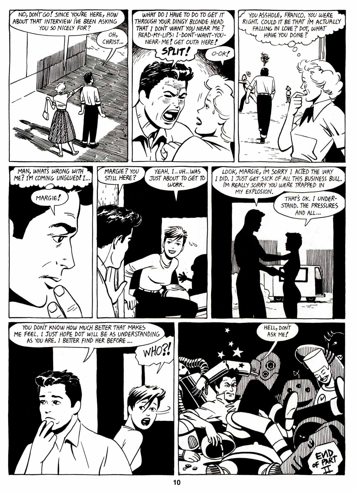 Love and Rockets (1982) Issue #7 #6 - English 12