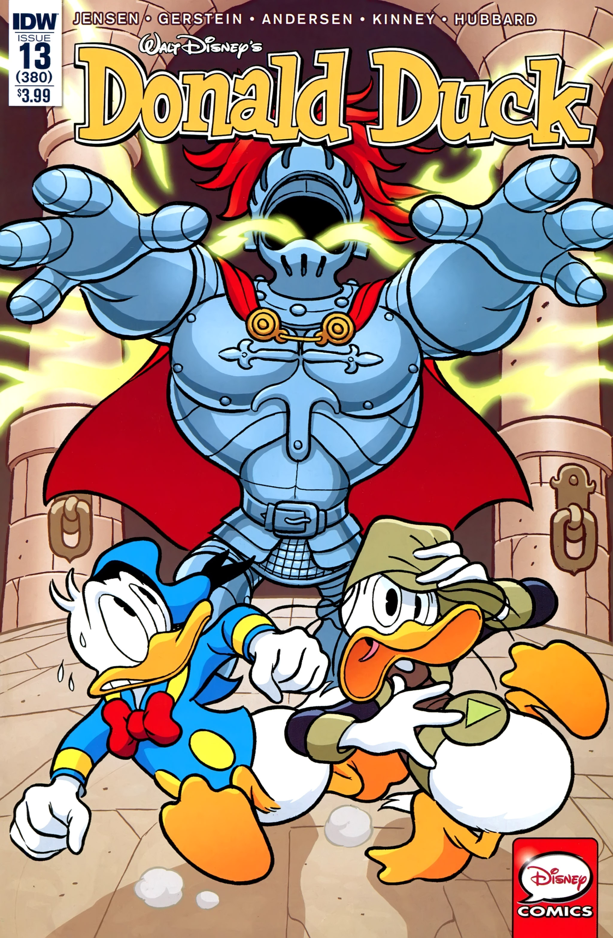 Read online Donald Duck (2015) comic -  Issue #13 - 1