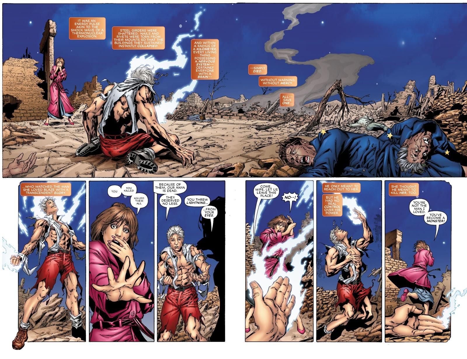 Excalibur (2004) Issue #9 #9 - English 4