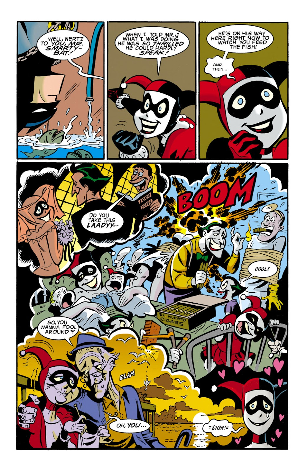 The Batman Adventures: Mad Love Full #1 - English 50