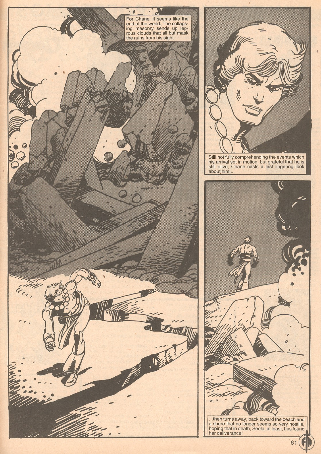 The Savage Sword Of Conan Issue #67 #68 - English 61