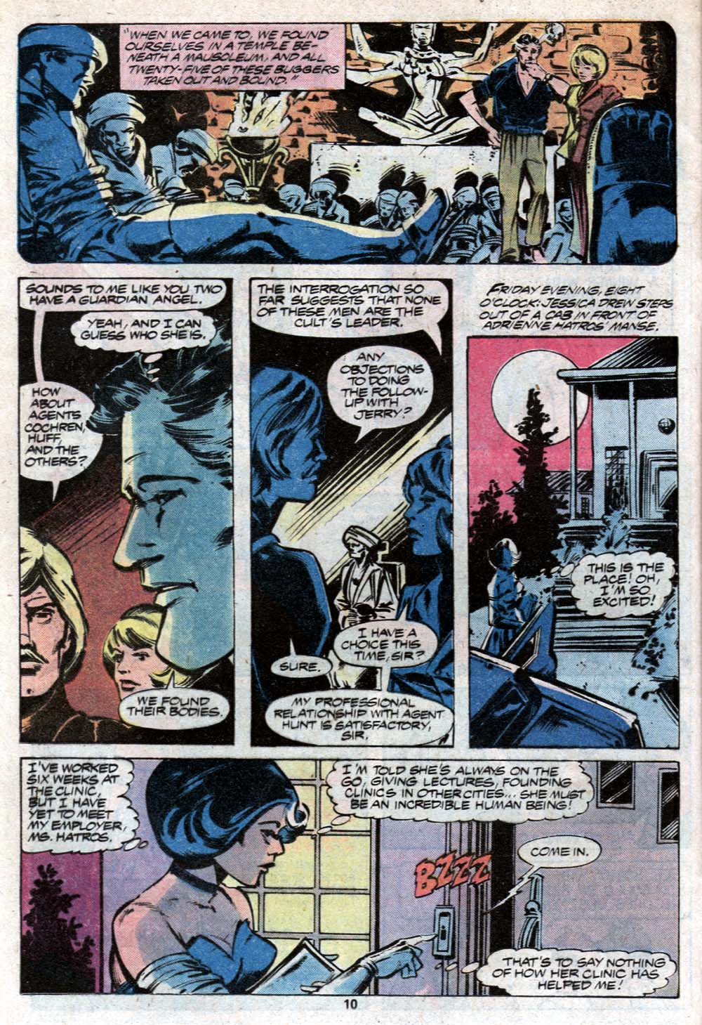 Spider-Woman (1978) #16 #35 - English 7