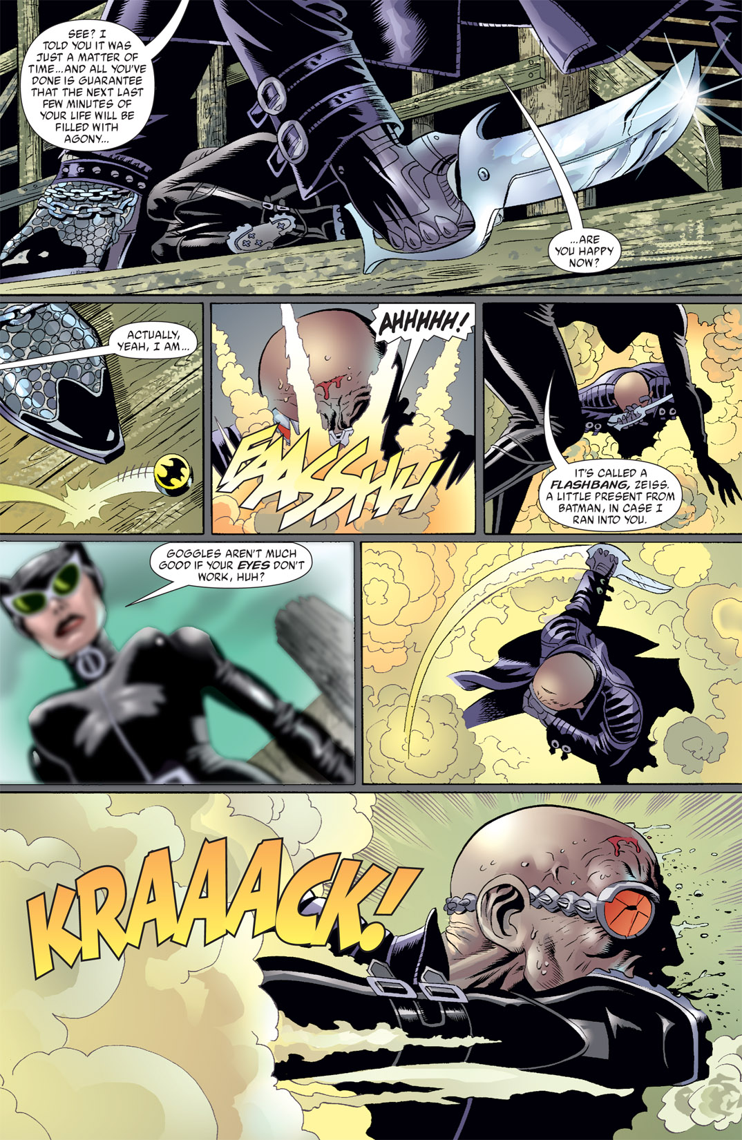 Read online Batman: War Games comic -  Issue #7 - 17