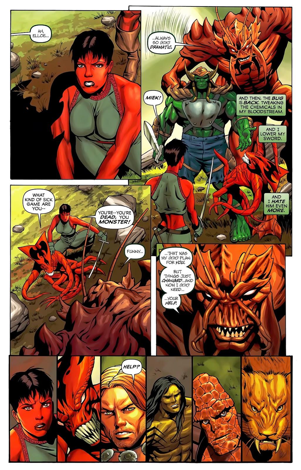 Incredible Hulks (2010) Issue #625 #15 - English 10