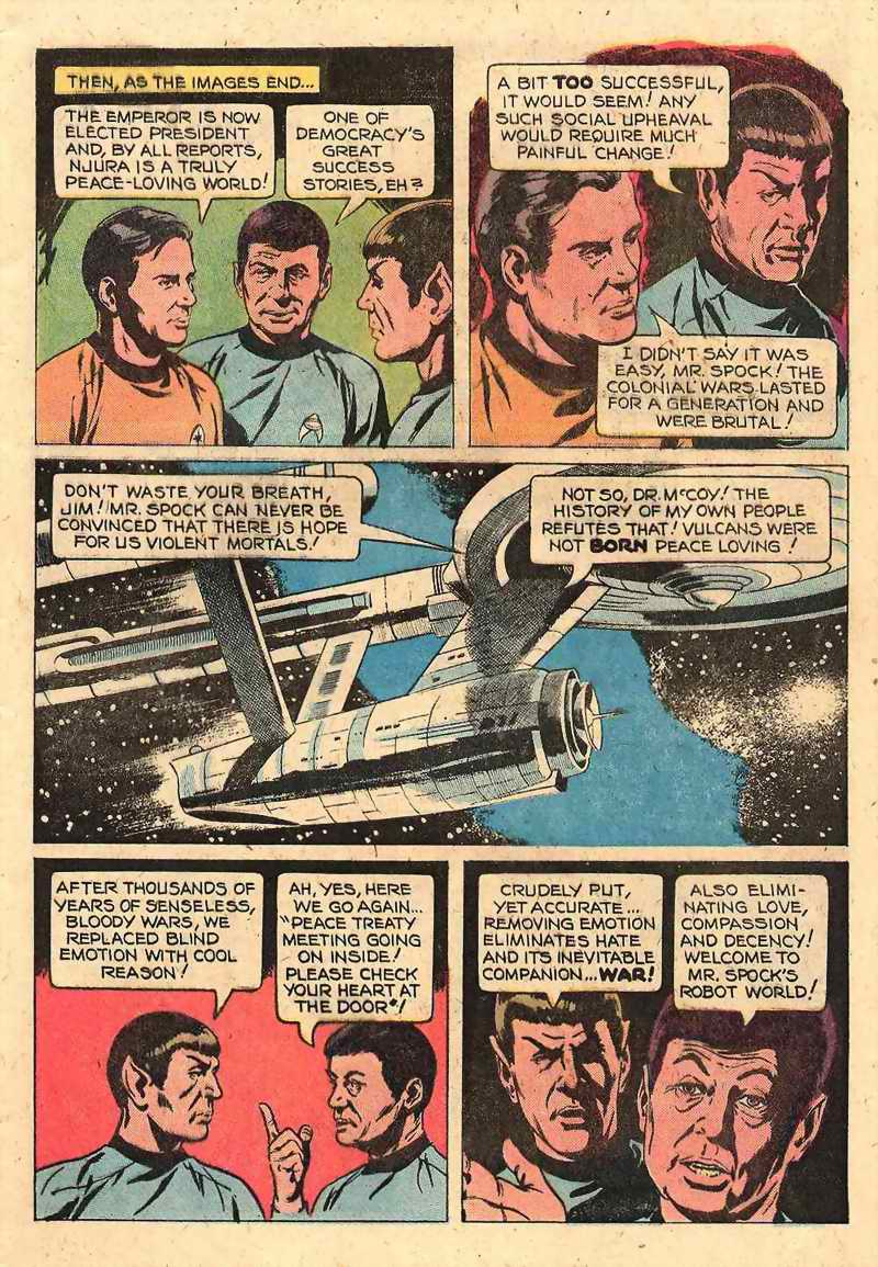 Star Trek (1967) #59 #59 - English 4