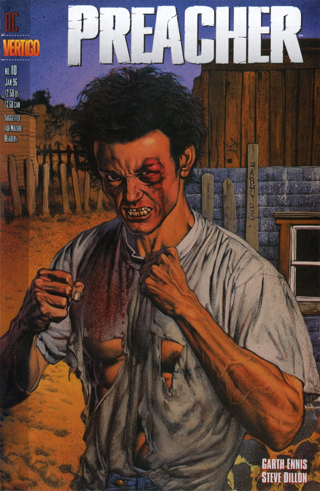 Preacher Issue #10 #19 - English 1