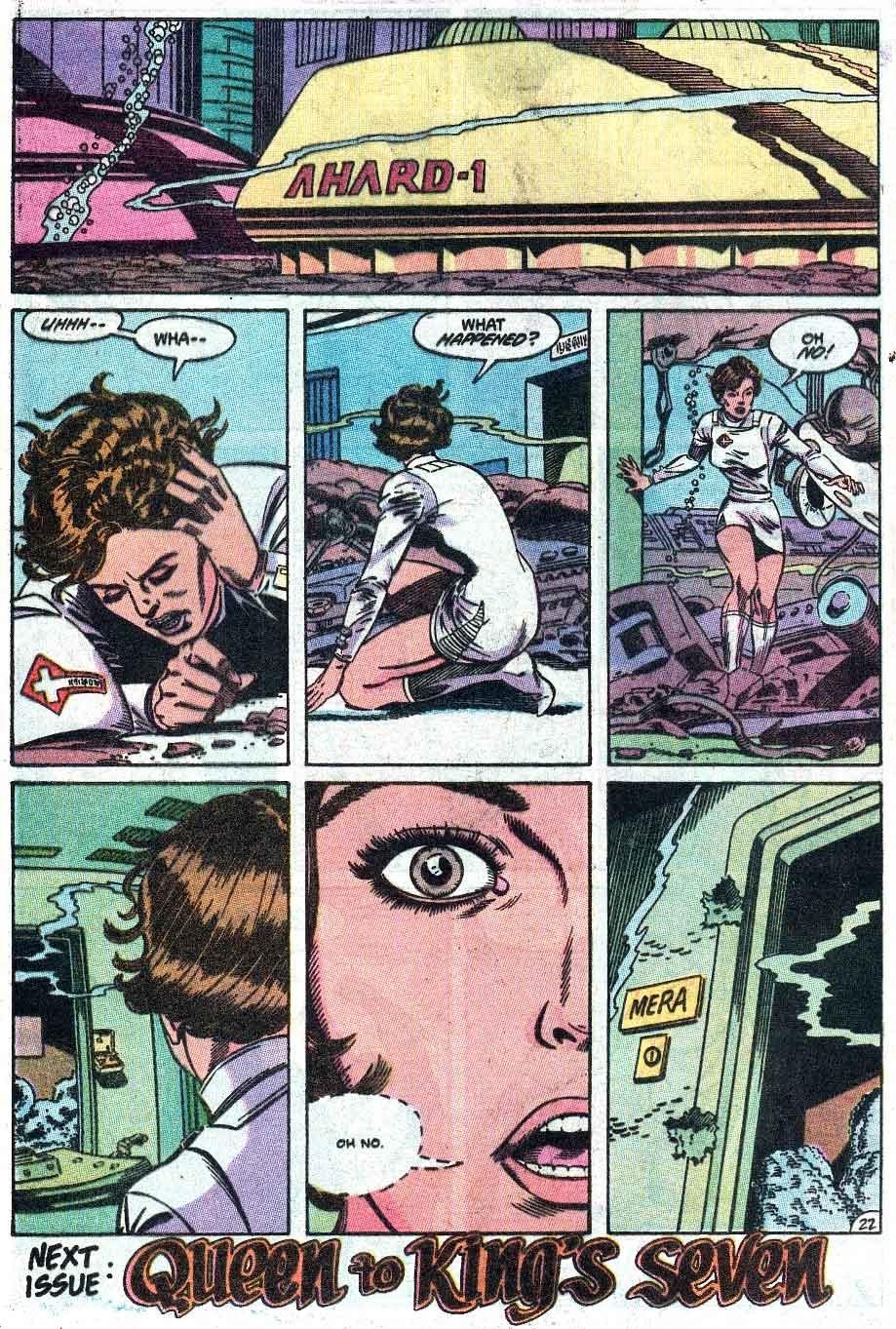 Aquaman (1989) Issue #2 #2 - English 23