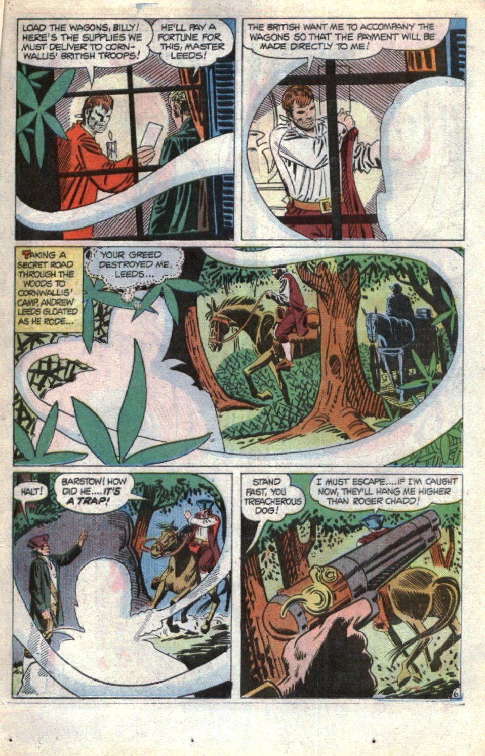 Read online Scary Tales comic -  Issue #32 - 19