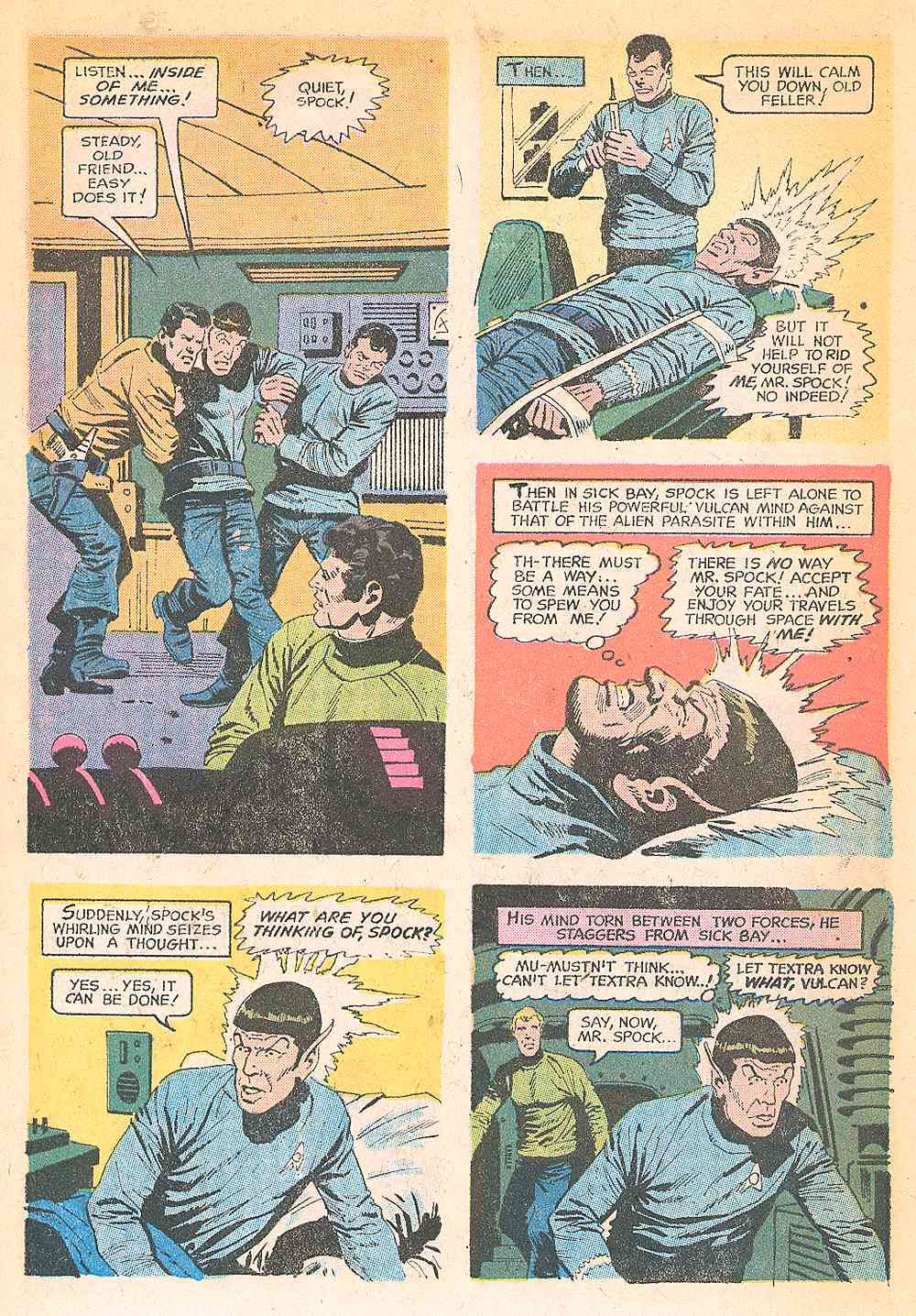 Star Trek (1967) Issue #35 #35 - English 24