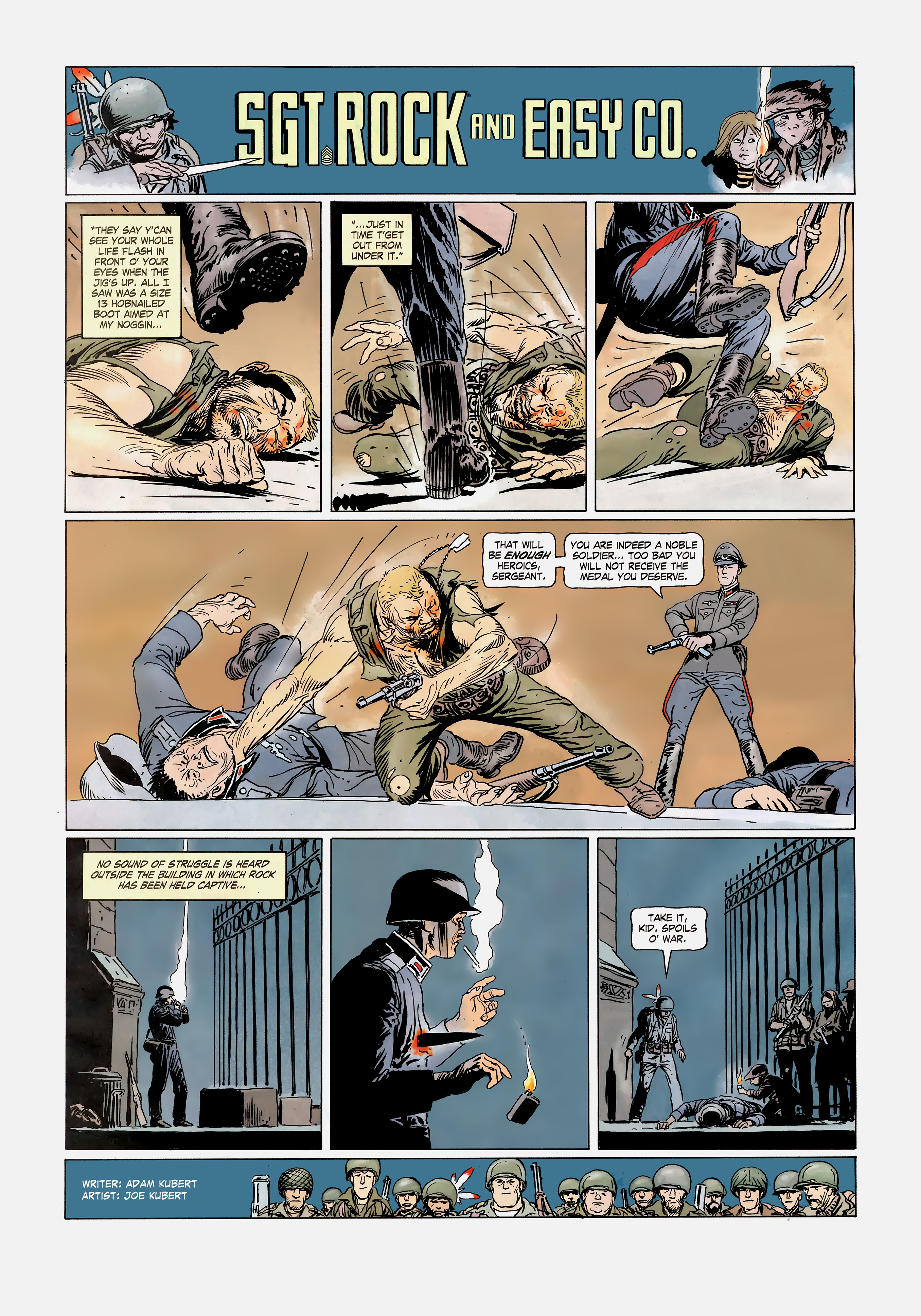 Read online Wednesday Comics comic -  Issue #10 - 13