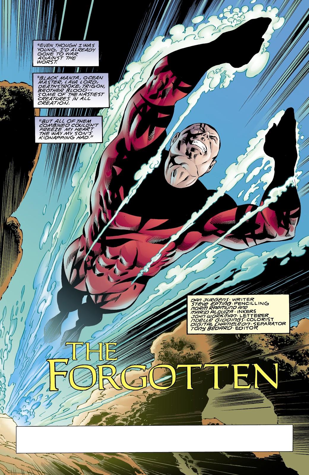 Aquaman (1994) Issue #65 #71 - English 4